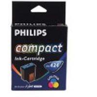 Inkoustová cartridge Philips PFA 424, color, originál