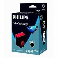 Inkoustová cartridge Philips PFA 431, IPF 320, 325, 355, 375, černá, originál