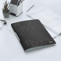 Katalogová kniha Leitz WOW, 40 kapes, černá 5