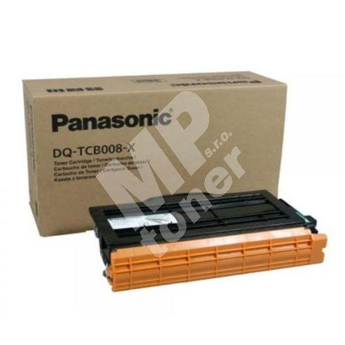 Toner Panasonic DQ-TCB008-X, black, originál 1