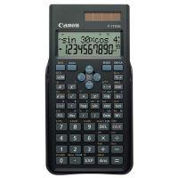 Kalkulačka Canon F-715SG, černá, školní, dvanáctimístná