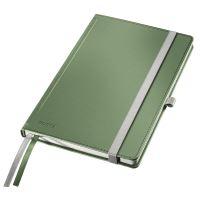 Zápisník A5 Leitz STYLE, čtverečkovaný, zelenkavý
