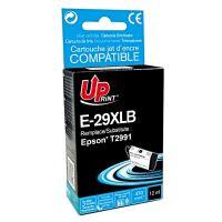 Kompatibilní cartridge Epson C13T29914012, T29XL, black, 470str., 12ml, UPrint