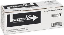 Kompatibilní toner Kyocera TK-5140K, Ecosys M6030cdn, M6530cdn, black, MP print
