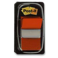 Záložka Post-It 25,4mm x 43,2mm 3M, 1bal/50ks červená