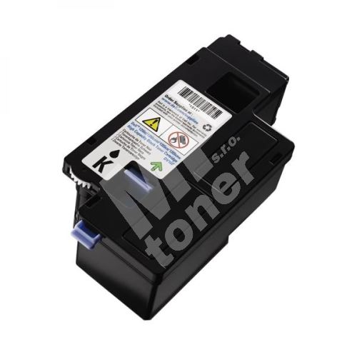 Toner Dell 1250, 1350, 593-11016, black, HC, MP print 1