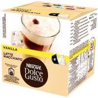 Kapsle Dolce Gusto Latte Macchiato Vanilla, 8+8ks