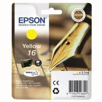 Inkoustová cartridge Epson C13T16244012, WF-2540WF, WF-2520NF, yellow, 16, originál