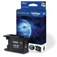 Inkoustová cartridge Brother LC-1280XLBK, MFC-J6910DW, black, high capacity, originál