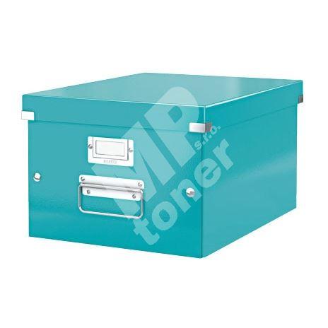 Archivační krabice Leitz Click-N-Store M (A4) wow, ledově modrá 1