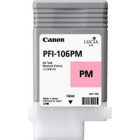 Inkoustová cartridge Canon PFI-106PM, iPF-6300, photo magenta, originál