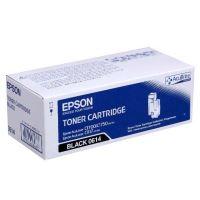 Toner Epson C13S050614, Aculaser C1700, black, high capacity, originál