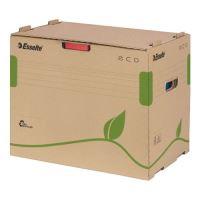 Archivační kontejner Esselte ECO na pořadače, hnědý