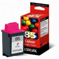 Inkoustová cartridge Lexmark 3200, 5000, 5770, 7200 , 12A1985 color, č. 85, originál
