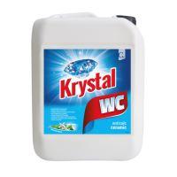 Krystal WC Antibakterial, 5 litrů