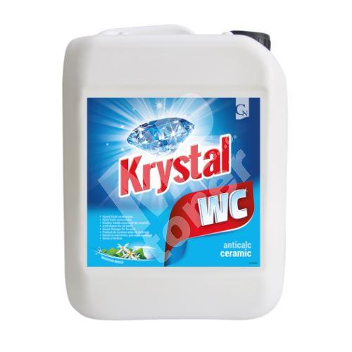 Krystal WC Antibakterial, 5 litrů 1