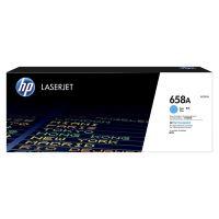 Toner HP W2001A, Color LaserJet Enterprise M751, cyan, 658A, originál