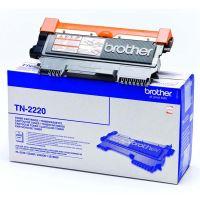 Toner Brother TN-2220, HL-2240D/2250DN, black, originál