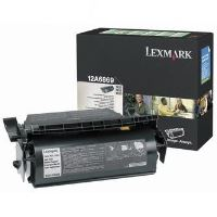 Toner Lexmark T620, X620e, T622, černá, 12A6869, return