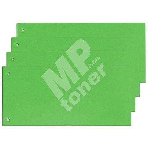 Rozdružovač 10,5x24 EKO 1bal/100 ks jednobarevný, zelený 3
