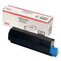Toner OKI 43034808 C3200 černý originál