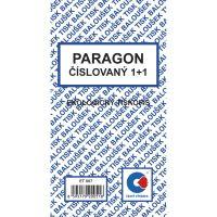 Paragon ET007, číslovaný 1+1, 50 listů