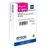 Inkoustová cartridge Epson C13T789340, WF-5620DWF, WF-5110DW, XXL, magenta, originál