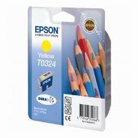Inkoustová cartridge Epson C13T032440 žlutá, originál