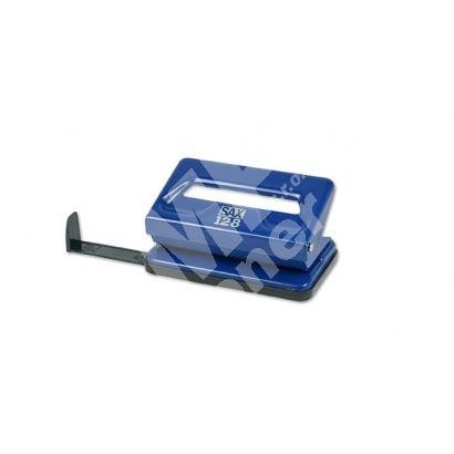 Děrovač Sax 128, modrý 1