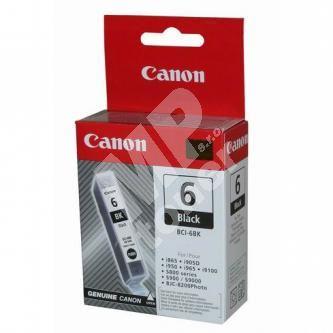 Cartridge Canon BCI-6BK, originál 1