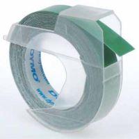 Páska do štítkovače Dymo Omega 9mmx3m zelená, 3D, 24705, S0898160