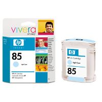 Cartridge HP C9428A, light cyan, No. 85, originál 2