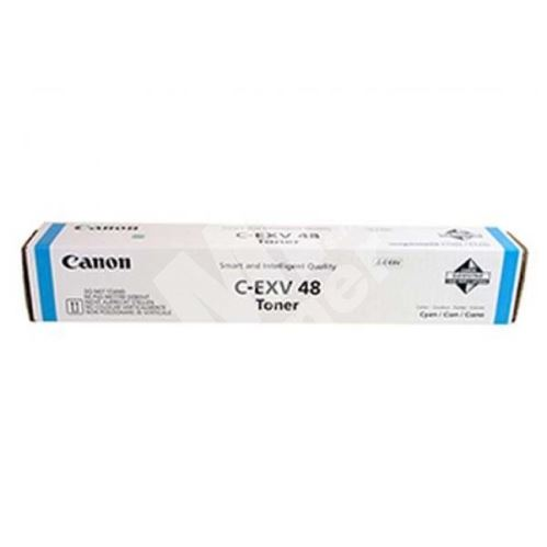 Toner Canon CEXV48C, 9107B002, cyan, originál 1