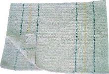 Clanax Hadr tkaný bílý na podlahu 70 x 50 cm 1 kus