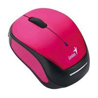 Myš Genius Micro Traveler 9000R V3, optická, bezdrátová, tmavě-fialová