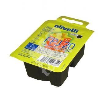 Inkoustová cartridge Olivetti FPJ 20 , JP-150, 190, 192, 250, 270, 350SW  černá, originál