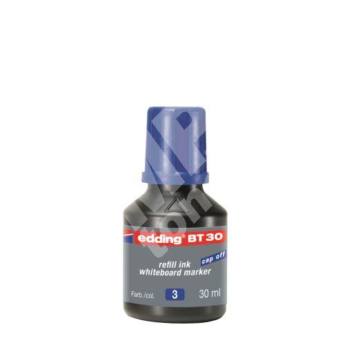 Inkoust Edding BT30 modrý 2