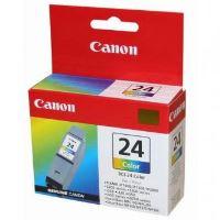 Inkoustová cartridge Canon BCI-24C, color, originál