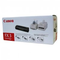 Toner Canon FX-3, L300, black, originál