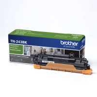 Toner Brother TN-243BK, DCP-L3500, MFC-L3730, MFC-L3740, black, originál