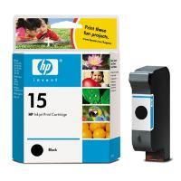 Cartridge HP 6615DE No. 15, black, originál 2