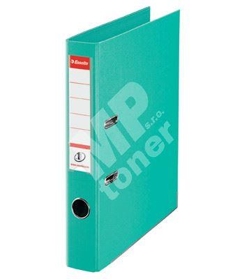 Pákový pořadač Esselte No. 1 Power z PVC A4 50 mm, mátový 1