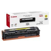 Toner Canon CRG-731Y, LBP-7100Cn, 7110Cw, yellow, CRG731Y, originál