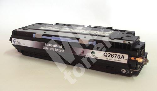 Toner HP Q2670A renovace 1