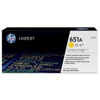 Toner HP CE342A, LaserJet Enterprise 700 color M775dn, M775f, yellow, 651A, originál
