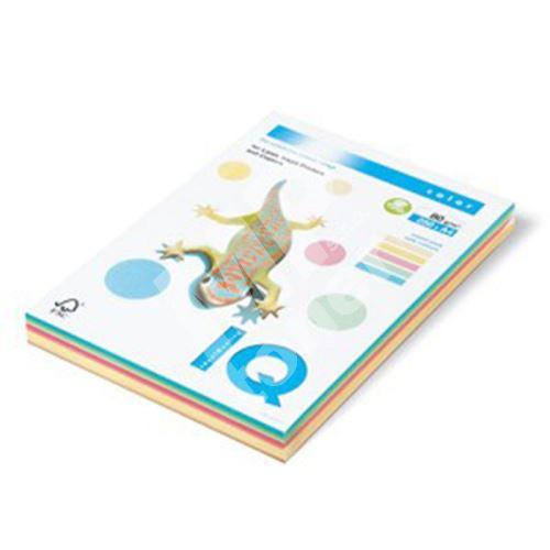 Barevný papír IQ N-RB Mix 4 barev A4 80g Neon 1bal/200ks 1