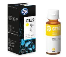 Inkoustová cartridge HP M0H56AE, DeskJet GT serie, yellow, No. GT52, originál