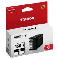 Inkoustová cartridge Canon PGI-1500XL, Maxify MB2050, MB2350, black, originál