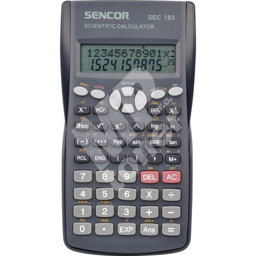 Kalkulačka Sencor SEC 183