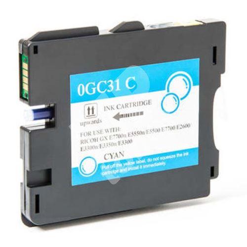 Gelová náplň Ricoh 405702, typ GC-31HC, originál 1